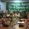 La FALGBT acompañó la presentación del Proyecto de la Campaña por el Derecho al aborto