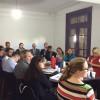 La FALGBT abrió el Diálogo Internacional sobre derechos LGBT en su nueva sede