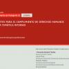 Aportes para el cumplimiento de Derechos Humanos en la temática intersex