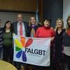 La FALGBT se reunió con el Ministro Tomada para avanzar con la agenda pendiente de empleo y diversidad sexual
