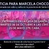 ATTTA y la FALGBT movilizan por justicia para Marcela Chocobar, asesinada con odio y saña en Santa Cruz