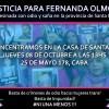 ATTTA y la FALGBT movilizan por justicia para Fernanda Olmos, asesinada violentamente en Santa Fe