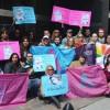 A un mes del asesinato de Marcela Chocobar ATTTA y la FALGBT reclamaron por justicia y fin de la impunidad