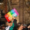 Celebramos los seis años de la Ley de Matrimonio Igualitario. Tenemos los mismos derechos con los mismos nombres.