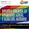 Primer Diplomado Superior en Diversidad Sexual y Derechos Humanos