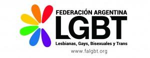 Logo FALGBT banderas